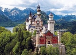 Turul Bavariei 9 Zile Circuite Europa Germania